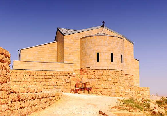 The Jordan City beckons you with its grandeur