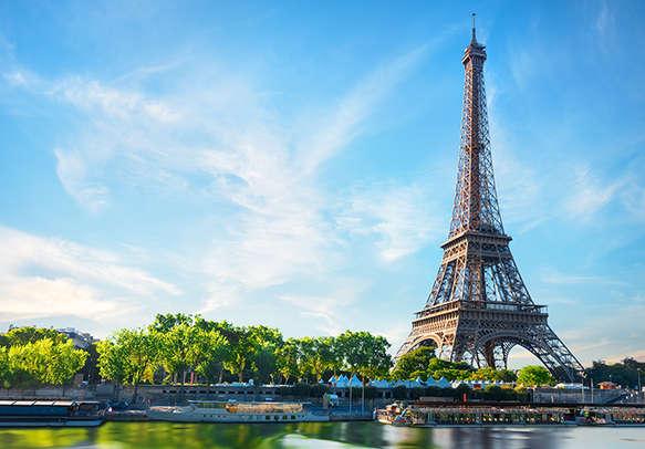 Explore the scenic charm of Paris