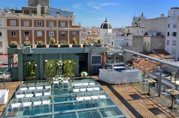 Hotel Santo Domingo Madrid Spain Review Photos