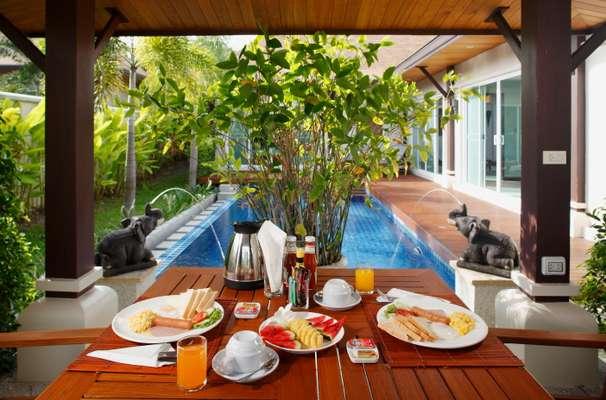 Modern Thai Villa Rawai