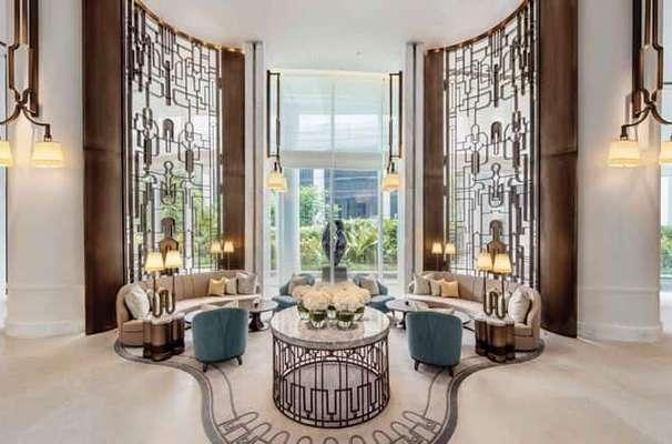 Waldorf Astoria Bangkok Thailand - Waldorf Astoria Review