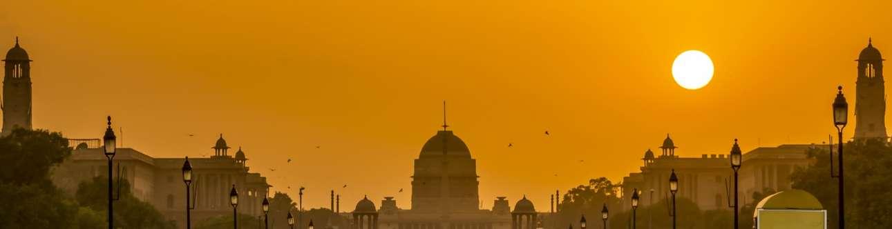 Welcome In Delhi