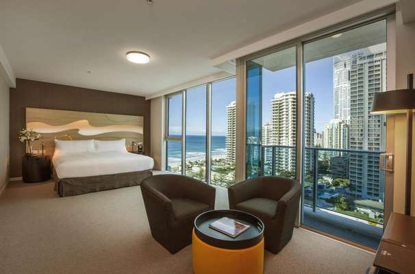 Hilton Surfers Paradise Hotel