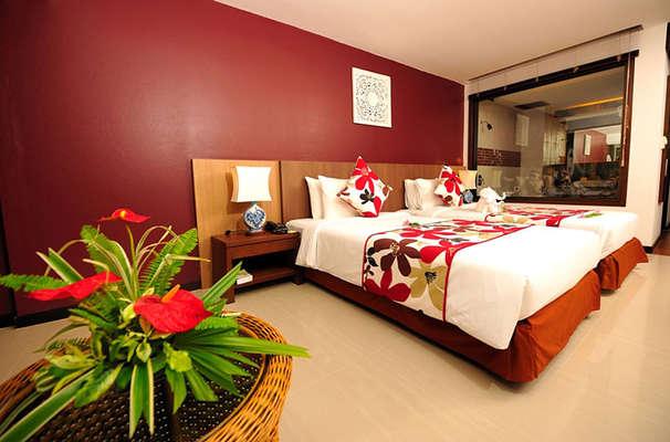 Andaman Cannacia Resort