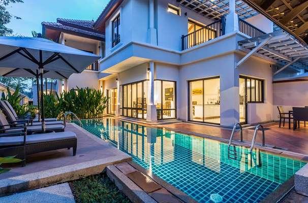 Angsana Villas Resort