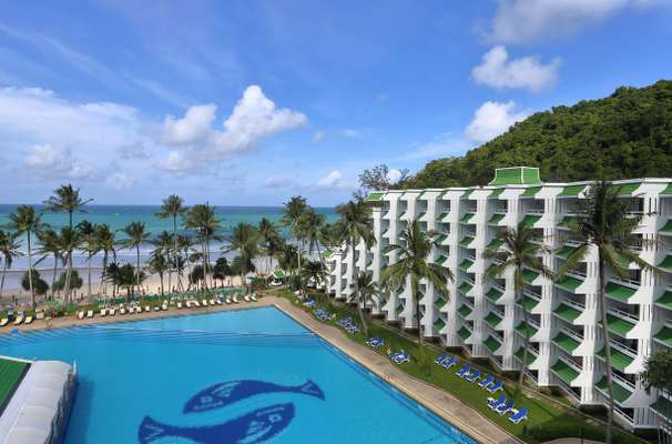 Le Meridien Beach Resort