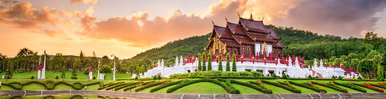Welcome to the Beautiful City Chiang Mai