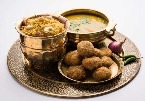 Daal Baati Churma is a popular Healthy food from Rajasthan, India