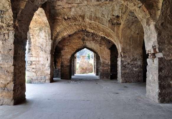 Hyderabad golkonda fort