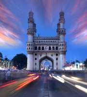 Hyderabad Tour Package From Bangalore
