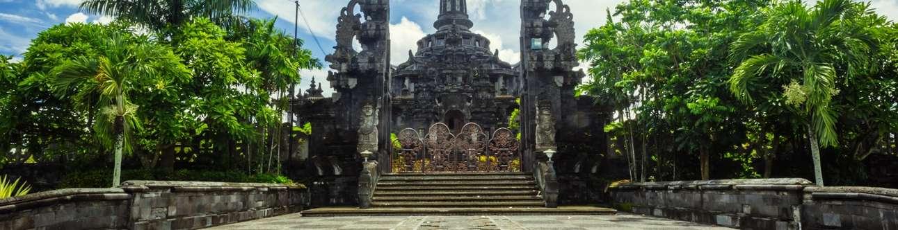 Visit the Famous Bajra Sandhi Monument In Bali