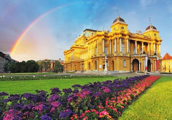 Croatian National Theater Zagreb