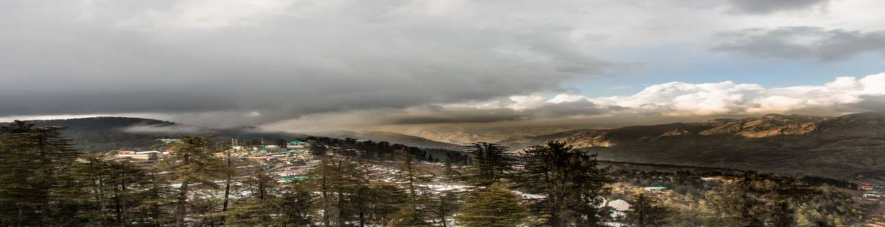 Visit one of the most premiere hill stations in Himachal Pradesh