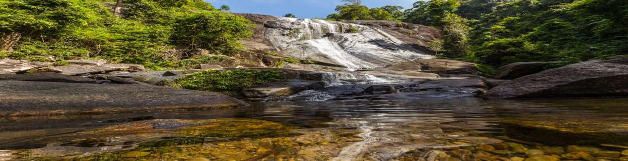 Visit the picturesque Seven Wells Waterfall in Langkawi