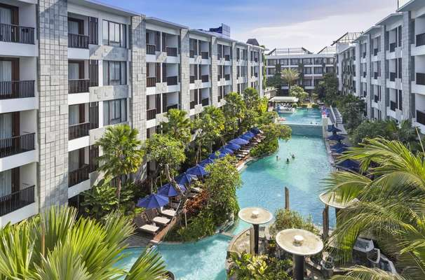 Courtyard By Marriott Bali Resort