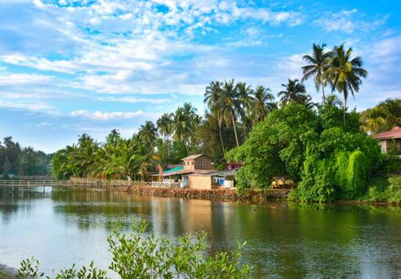 North Goa is packed with umpteen tourist spots for beach bums