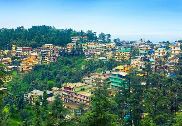 Explore the streets of ever so welcoming town of Dharamshala