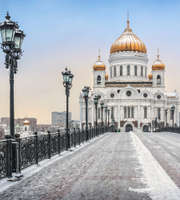 Russia Tour Package From Delhi