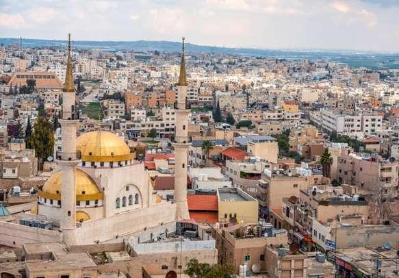 Visit the beautiful city of Madaba in Jordan