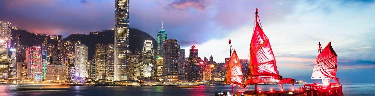 Harbour City In Hong Kong