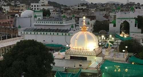 Khwaja Garib Nawaz in Ajmer