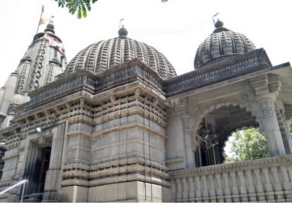 Get drenched in spirituality in Kalaram Temple