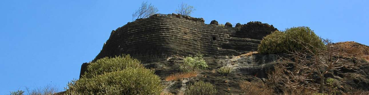 Visit the Shivneri Fort in Pune
