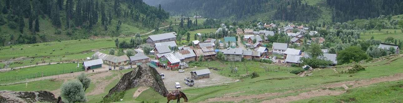 Visit the beautiful Pahalgam city