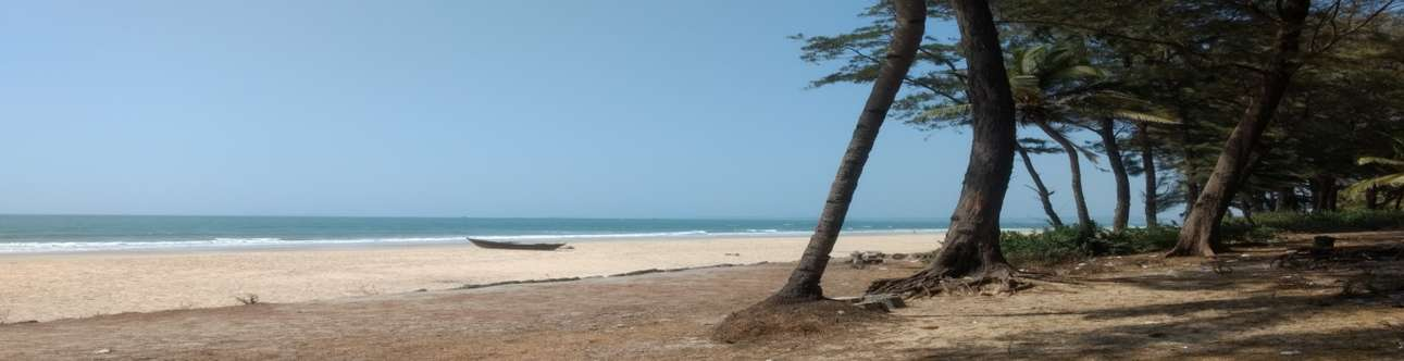 Spend some time at the Betalbatim Beach in Goa