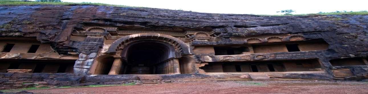 Visit The Bhaja Caves In Lonavala
