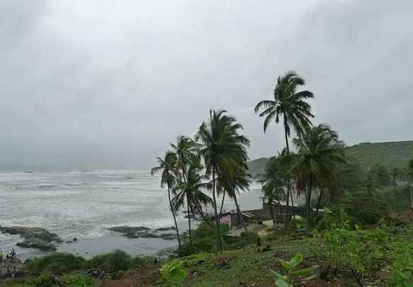 Take a stroll along Baga Beach