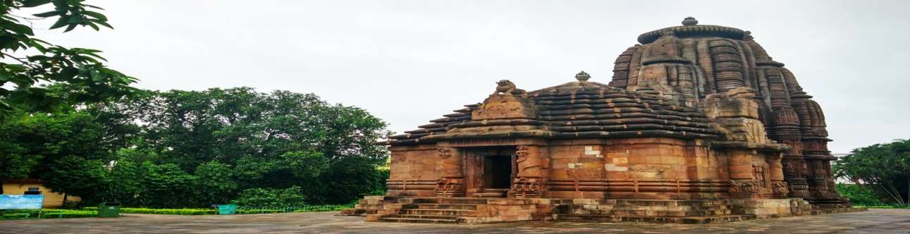 Visit the beautiful temple in Odisha