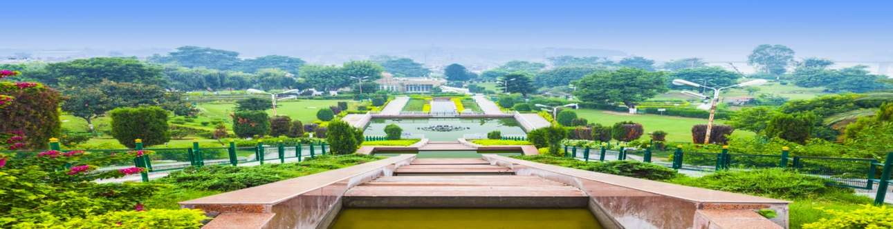 Visit the amazing Bagh-e-bahu