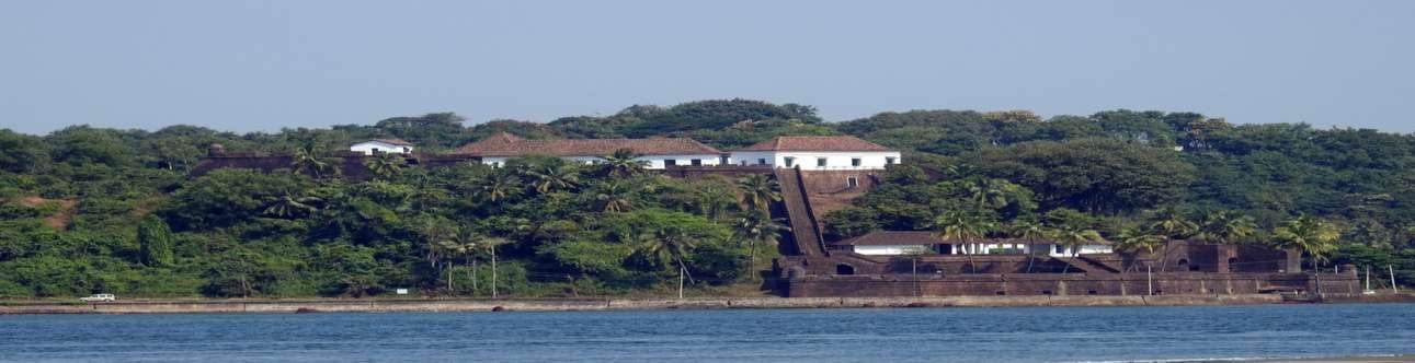 Visit the Reis Magos Fort in Goa