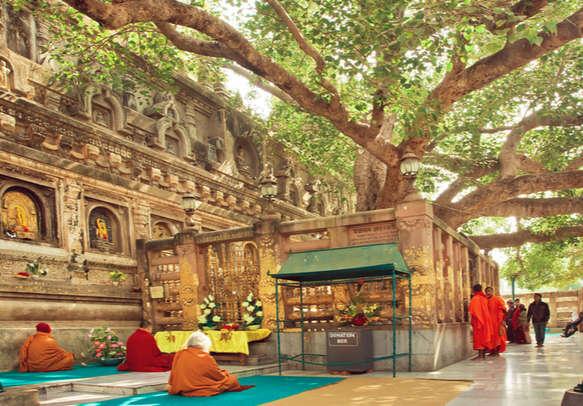 bodhgaya temples