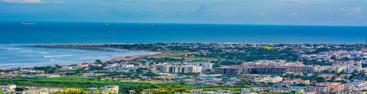 Amazing view of Andhra Pradesh