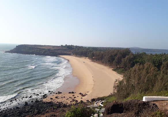 Beach At Devgad Malvan Tarkarli