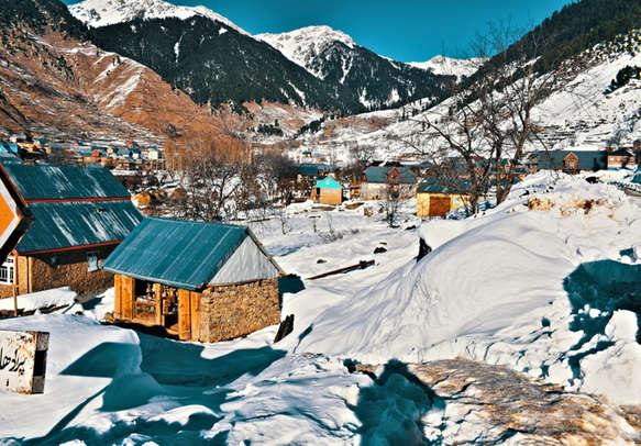 enjoy snow at patnitop