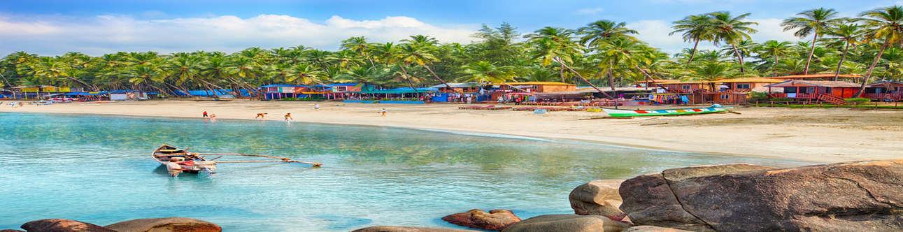 Coco Beach in Goa