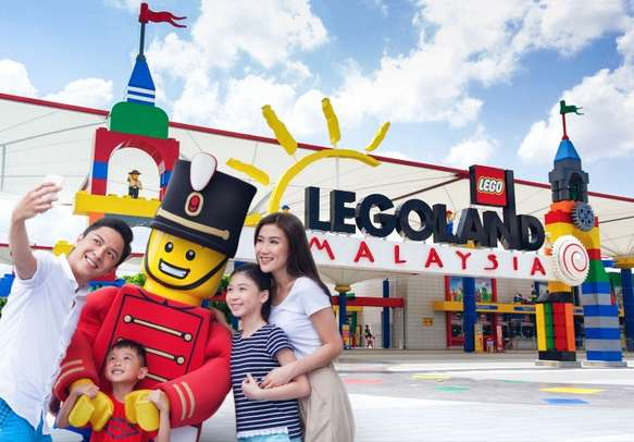 Welcome to a world of fun at LEGOLAND®