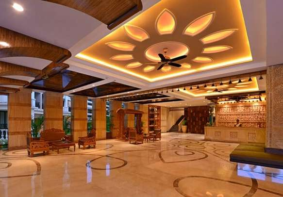 State-of-the-art infrastructure with luxurious interior