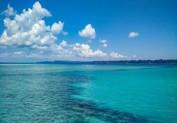 Beautiful Beach in Andaman Islands