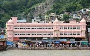 Hotel Ganga Lahari By Leisure Hotels