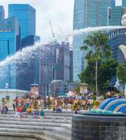 Splendid Singapore Malaysia Tour Package From Chennai