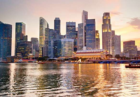 Witness the unparalleled charm of Singapore