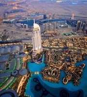 Romantic Dubai Honeymoon Tour Package