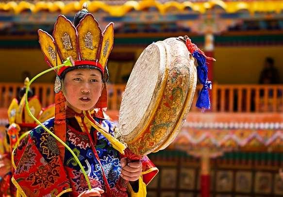 The fascinating culture of Ladakh