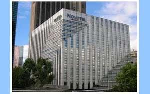 Novotel paris la defense