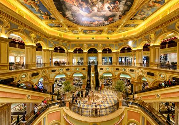Experience the most luxurious and opulent stay at The Venetian