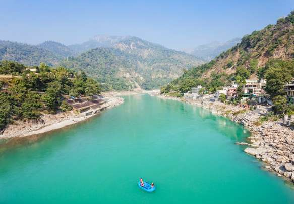 Explore the best attractions of Rishikesh